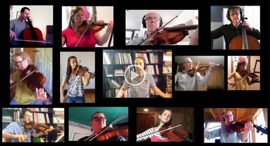 Bonne Fête Sinfonietta!